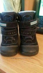 Зимние мембранные ботинки сапожки Tigina