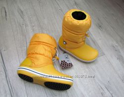 Зимние сапожки Crocs Crocband II. 5 Boots