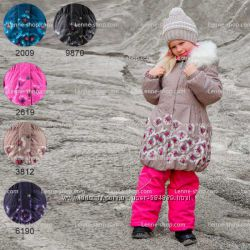 Зимнее Пальто LENNE  ESTELLE 18334 р. 116, 122, 128, 134, 140 Расцветки