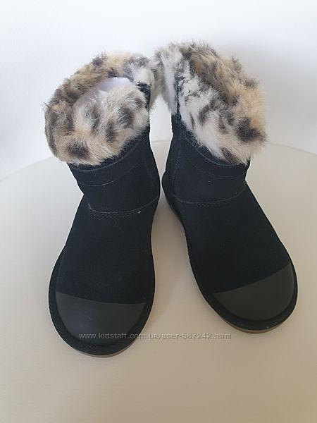 Демісезонні черевики Stride Rite для дівчинки