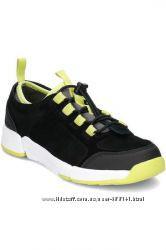 Clarks Tri Quest замшевые туфли размер 33, 34, 35, 36