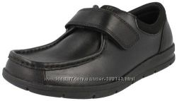 Clarks Ashcroft BL кожаные туфли размер 40, 41