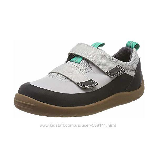 Clarks Play Trail K  кожаные туфли