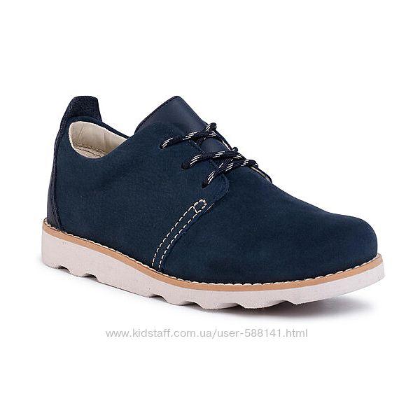 Clarks Crown Park K кожаные туфли
