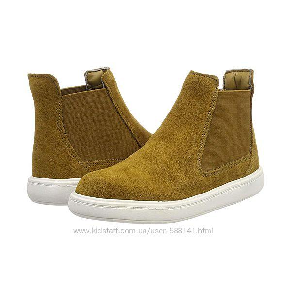 Clarks Street Chelsea  K замшевые ботинки