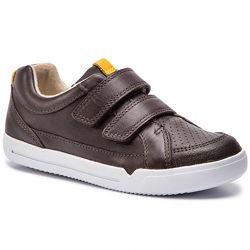 Clarks  Emery Walk K кожаные туфли
