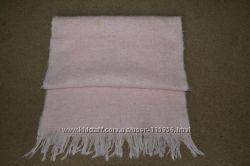 Шаль-Платок нежно-розовая