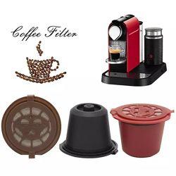 Многоразовая капсула для кофемашин nespresso