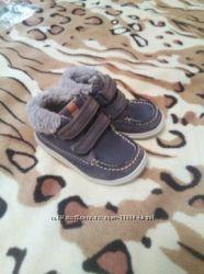 Ботинки Clarks для девочки или мальчика на ножку 12-13, 5 см