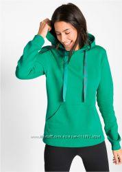 Зелений світшот-худі з сайту bonprix р. М, новий.