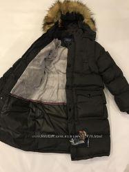 Акция Зимнее пальто для мальчиков и юношей