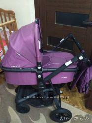 Универсальная детская коляска 2 в 1 Easy go soul
