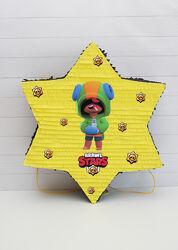 Пиньята Звезда Brawl Stars
