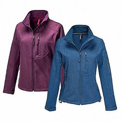 Термо куртка непродуваемая  softshell crane r.40