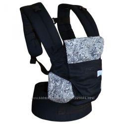 Эрго рюкзак Світ навколо бежевый, черный, серый