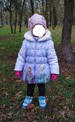 куртка Frozen р. 128 на 8-9лет