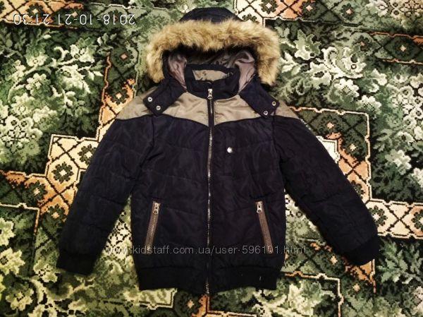 куртка TU р. 128-8лет