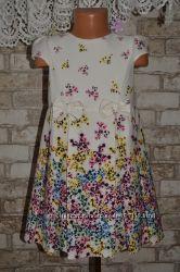 Платье Tu 5 - 6 лет, 110 - 116 см.