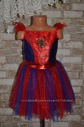 Платье новогоднее George 5 - 6 лет, 110 - 116 см.