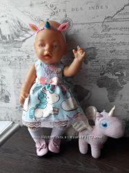 Кукла Беби Борн Baby Born - одежда и обувь на куклу