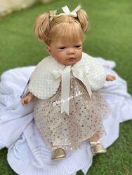 Кукла, лялька, мягконабивная кукла, испанская кукла, кукла nines donil