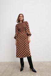Шикарное платье Zara L