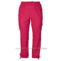 Летние легкие яркие штаныбрюки бриджи KIK Германия размер Баталр. xxl54