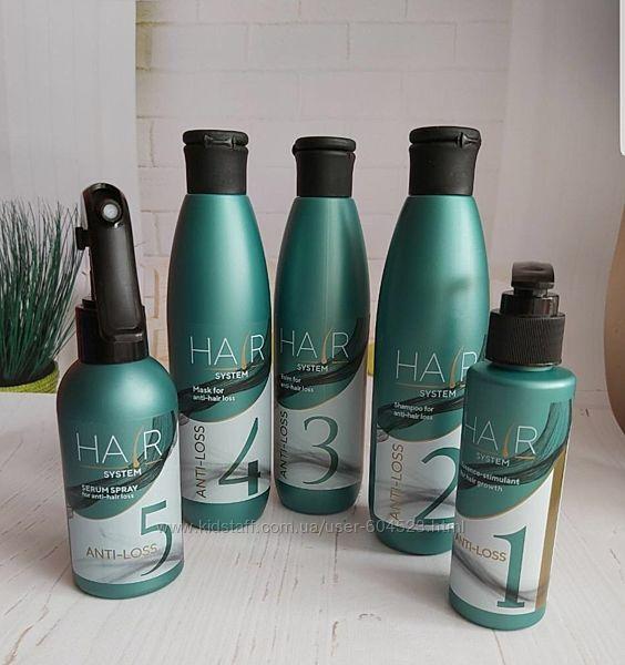 Комплекс проти випадіння волосся та для росту нового волосся