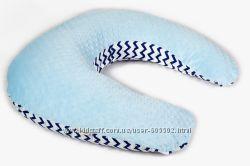 Подушка для беременных и кормления Minky в ассортименте