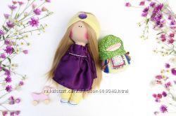 Интерьерная кукла и мотанка