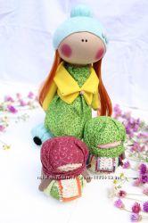 Текстильная кукла и мотанки
