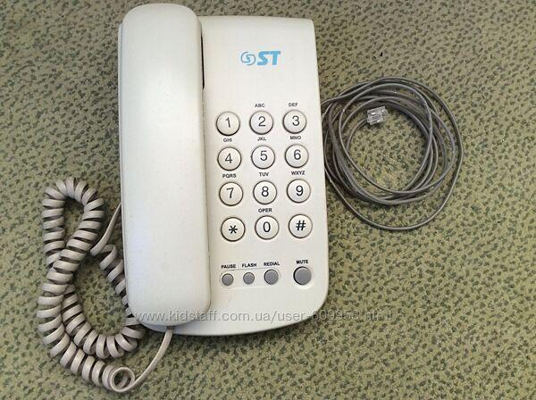 Телефон стационарный кнопочный ST S805
