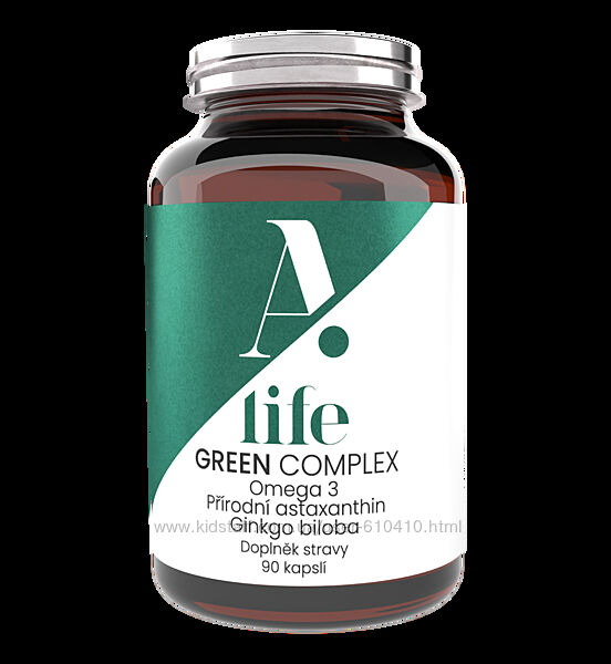 Alife Beauty and Nutrition Green