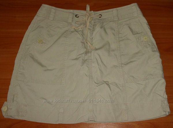 Юбка шорты хлопок Jones NY Sport р. 42-44 S
