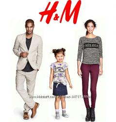 H&M  Америка Без комиссии
