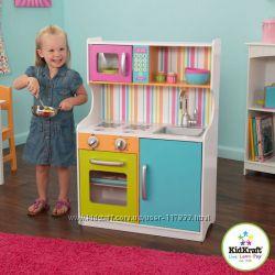 Кухня детская Bright Toddler Kidkraft 53378