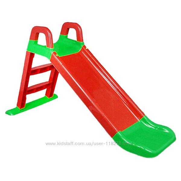 Гірка дитяча для катання Doloni різних розмірів та кольорів