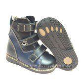 Зимние ортопедические ботинки цигейка Орто плюс, сапожки. Orto W-867