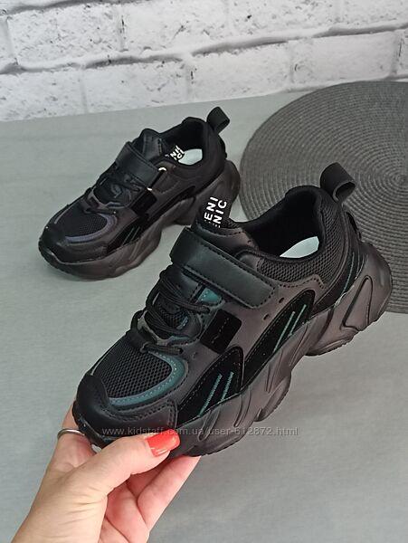 Стильные кроссовки 32-37рр