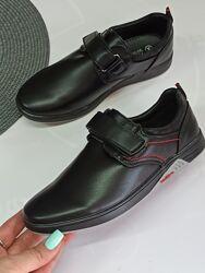 Туфли ТОМ М 35,36,37рр на липучке