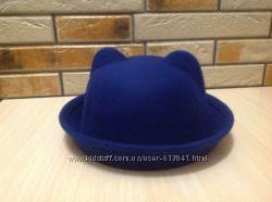 Шляпка  фетровая 52-54, 56-58 разные модели и цвета