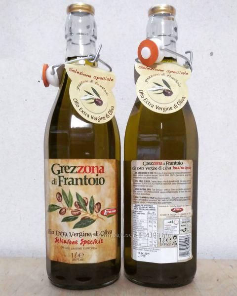 Масло оливковое нефильтрованое ExtraVergine 1л Италия