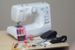 Швейная машина AEG NM 376 Германия, Состояние - Гарантия 6 мес