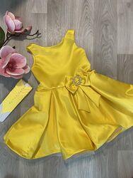Детское нарядное платье София Бант