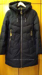Зимнее женское пальто куртка ТМ holdluck S-M.