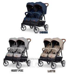 Прогулочная коляска для двойни, близнецов EasyGo Domino