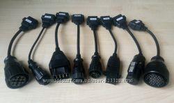 Переходники кабели для Autocom  Delphi - TRUCKs - грузовые авто