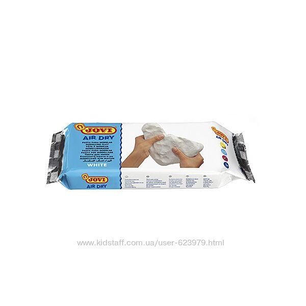 Паста/глина для лепки/моделирования самоотвердевающая jovi air dry Испания