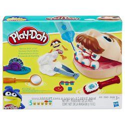 Оригинал. Набор Play-Doh Мистер Зубастик