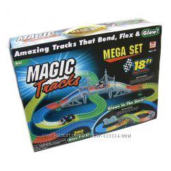 Magic Tracks 360 мод. B игрушечный гоночный трек  2 машинки 1002758